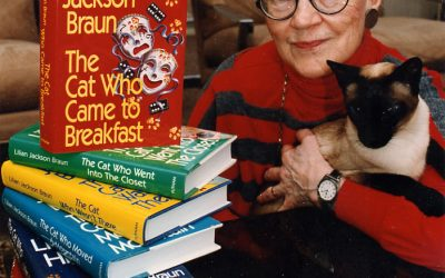 """Mystery Solved?…""""Cat Who"""" Series Author, Lilian Jackson Braun passed away"""
