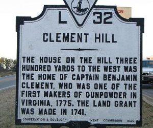 DAR Membership through my ancestor Benjamin Clement