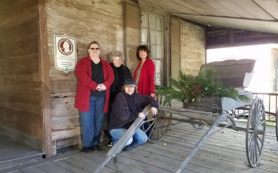 Christmas Open House Tour of Three of Alabama's Historic Homes Dec 2, 2018